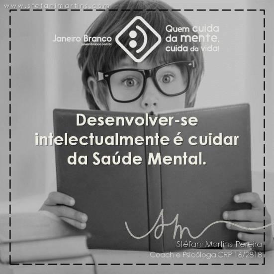 Desenvolvimento Saúde Mental Coaching Psicologia